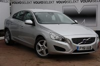 Used Volvo S60 D2 Drive [115] SE 4Dr