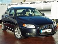 Used Volvo S80 Drive [109] SE Lux 4Dr [sat Nav]