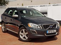 Used Volvo XC60 D5 [205] R Design 5Dr AWD Geartronic