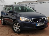 Used Volvo XC60 D3 Se Awd Manual