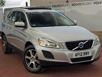 Used Volvo XC60 D5 [215] SE Lux Premium 5dr AWD Geartro