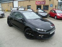 Used VW Scirocco TDI 170 GT 3Dr