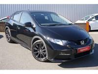 Used Honda Civic I-vtec Black Edition 5Dr