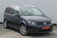 Used VW Touran TDI 105 SE 5dr
