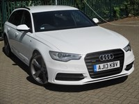 Used Audi A6 S Line Black Edit Tdi