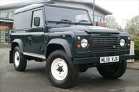 Used Land Rover Defender 90 Hard Top 2.4Tdci