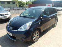 Used Nissan Note N-Tec Auto