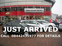 Used SEAT Alhambra sliding doors+  SAT NAV + camera