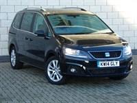 Used SEAT Alhambra TDI CR SE Lux [177] 5dr DSG
