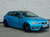 Used SEAT Leon Leon TDI 184 FR 3Dr [technology Pack]