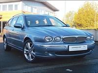 Used Jaguar X-Type Estate V6 Sovereign 5dr Auto