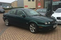 Used Jaguar X-Type Sovereign Auto