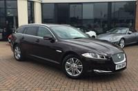 Used Jaguar XF XF 2.2d [163] Premium Luxury 5Dr Auto ECO2