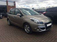 Used Renault Scenic DYNAMIQUE TOMTOM DCI