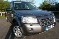 Used Land Rover Freelander 2 TD4 GS 5Dr Auto