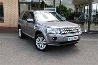Used Land Rover Freelander 2 SD4 HSE 5Dr Auto