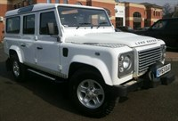 Used Land Rover Defender 110 XS Station Wagon TDCi [2.2]