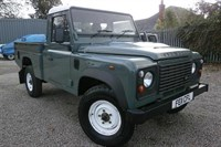 Used Land Rover Defender 110 Hcpu Td