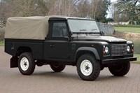 Used Land Rover Defender Hi Capacity Pickup Tdci
