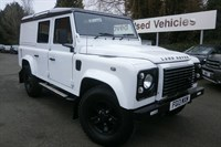 Used Land Rover Defender 110 Xs Td D/C