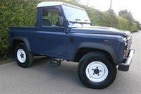 Used Land Rover Defender 90 Pick Up Tdci [2.2]
