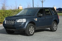 Used Land Rover Freelander Gs Td4