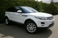 Used Land Rover Range Rover Range Evoque SD4 Pure 5Dr [tech Pack]