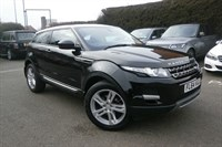 Used Land Rover Range Rover Evoque SD4 Pure 3Dr [tech Pack]