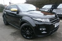 Used Land Rover Range Rover Evoque SD4 Special Edition 3dr Auto