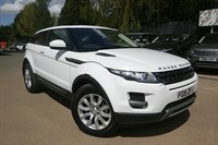 Used Land Rover Range Rover Evoque Range Evoque SD4 Pure 3Dr [tech Pack]