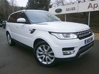 Used Land Rover Range Rover Sport Hse Sdv