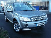 Used Land Rover Freelander 2 Sw SD4 GS 5dr A