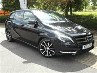 Used Mercedes B200 B-Class Blueefficiency Sprt