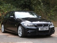 Used BMW 330d 3-series 3 M Sport 4dr