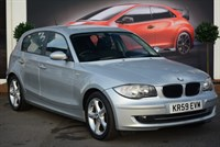 Used BMW 118d 1 SERIES Sport 5dr