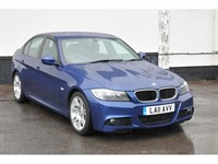Used BMW 318d 3-series 3 M Sport 4dr