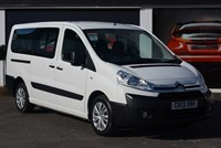 Used Citroen Dispatch HDi 125 L2 SX 5dr [9 Seat]