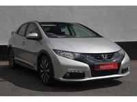 Used Honda Civic Civic I-vtec SE Plus 5Dr Auto