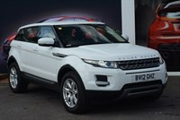 Used Land Rover Range Rover Evoque TD4 Pure 5dr [Tech Pack]
