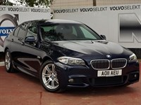 Used BMW 525d 5-series 5 M Sport 4Dr Step Auto