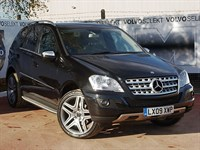 Used Mercedes ML320 M-Class Mercedes Cdi Sport A