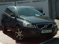 Used Volvo XC60 Se Lux Awd D3