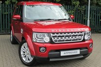 Used Land Rover Discovery 4 HSE