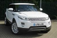 Used Land Rover Range Rover Evoque SD4 Prestige 3Dr Auto