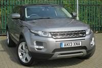 Used Land Rover Range Rover Evoque Evo Sd4 Pure Tech