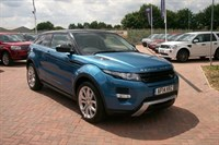 Used Land Rover Range Rover Range Evoque SD4 Dynamic 3Dr Auto [9]