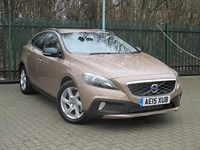Used Volvo V40 V40 D2 Cross Country Lux 5Dr