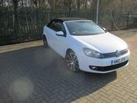 Used VW Golf Gt Bluemotion Tech T