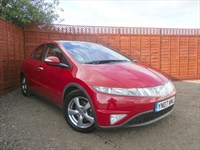 Used Honda Civic i-CTDi ES 5dr