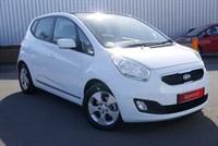 Used Kia Venga 3 Auto